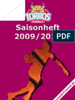 Saisonheft 2009