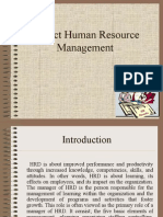 Hr Project