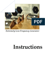 Elf Generator Instructionsa
