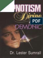 87963238 Hypnotism Divine or Demonic Lester Sumrall