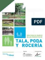 Cartilla Tala Poda y Roceria