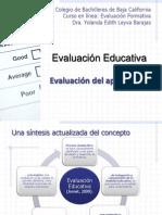 2 Evaluaci n Educativa Evaluaci n Del Aprendizaje2