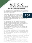 A.C.C Chile Fundación