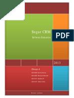 Group 4_Sugar CRM Evaluation
