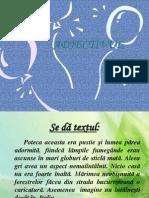 The Adjective in Romanian Grammar