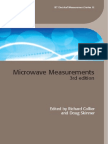 2007 IET MicrowaveMeasurements