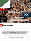 Observatoire de l'opinion - La politique de François Hollande - Janvier 2014
