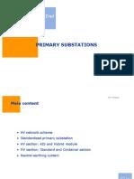 1 - Primary Substations Enel - HV-MV