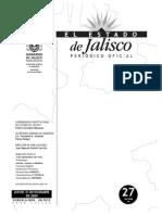 Ley Para La Atencion y Desarrollo de La Persona Con Discapacidad Jalisco