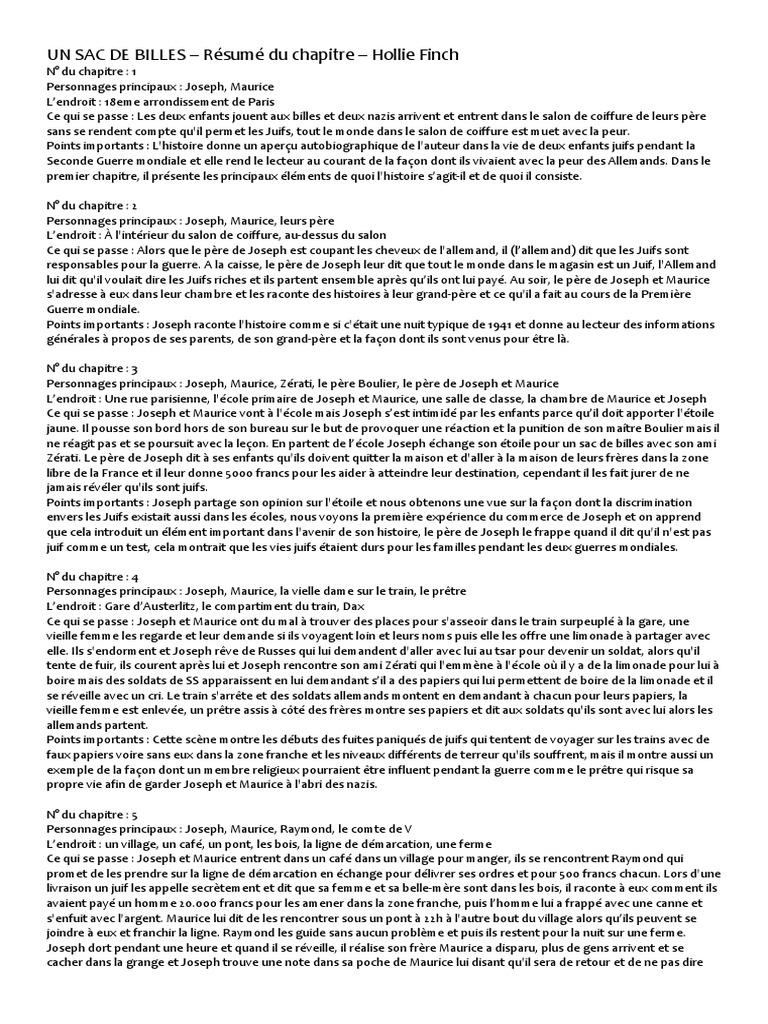 essays on un sac de billes Joseph conrad comparative essays  free download un sac de billes book keywords: online un sac de billes book, un sac de billes digital copy,.