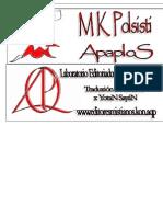 ApaploS No ApaploS d Martin Kesher Polsisti