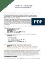 FullTextSearchPostgreSQL