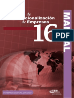 Plan Internacionalizacion