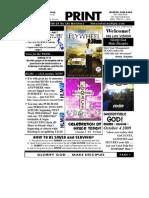 September 20 2009 NewsletterSMALL Nationwide