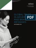 Nielsen Global Trust in Advertising Report September 2013