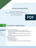 Cours AGP07 AlgoX2