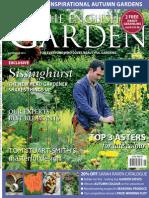 The English Garden -11 2013