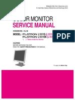 L1511SL Service Manual