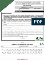 Ibfc 101 Assistente Social