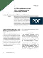 Autoevaluacion Relacion Medico Paciente