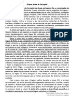Origem latina do Português