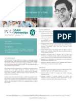 PCG Public Partnerships Case Study, Ohio Department of Health (ODH)