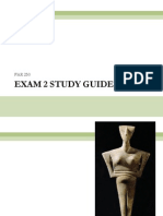 Exam 2 Study Guide Study your knowledge!