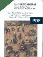 Memórias e brincadeiras na cidade de São Paulo no início do século XX