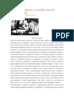 ADORNO, Theodor W. a Teoria Freudiana e o Modelo Fascista de Propaganda