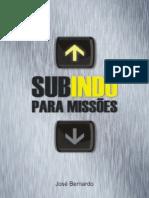 Subindo para Missões - Pr. José Bernardo