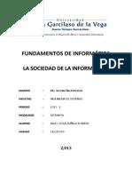 Tarea Academica - La Sociedad de la Información V2