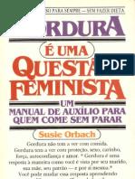 ORBACH, Susie - Gordura é uma questão feminista