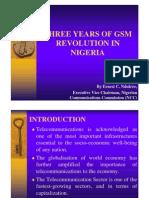Gsm Revolution in Nigeria -140504[1]