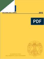 Tapa Informe 2012