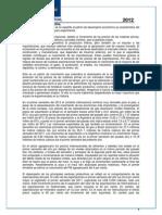 Informe Sectores Economicos 2012