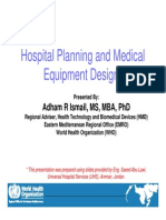 Hospital+Planning+and+Medical+Equipment+Design+ +Adham+Ismail