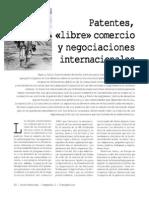Patentes y Libre Comercio (GRAIN)