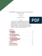 Manually Programming The Wouxun KG-UV6D
