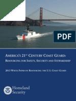 US Coast Guard Homeland Security