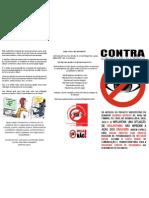 CONTRA O Projeto de Lei AZEREDO