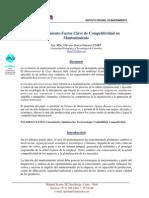 13. El Conocimiento Factor Clave Del Mantenimiento_IPEMAN 2007