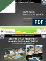 Oradea Knee Injury