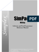 Sim Pack Part Programmer Manual