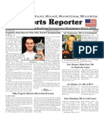 January 15 - 21, 2014 Sports Reporter