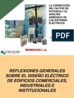 La Correccion Del Fdp y El Analisis Armonico