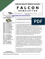 RVMS Falcon Sept 09