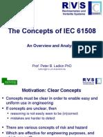Concepts Iec61508