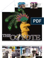 The Coyote, Issue 3; Nov. 1 2013
