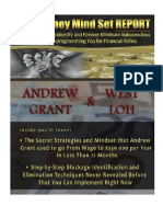 Andrew Grant & West Loh - Money Mind Set Report