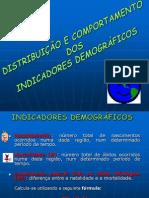 Distrib. Comp.  Ind. Demog.   TN, TM, TCN, EMV   c. guião 13-14